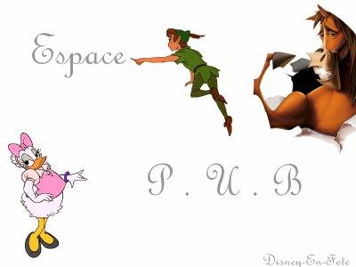∂ιѕηєу - єη - ƒєтє vous présente : >> son Espace PUB