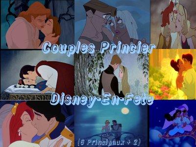 ∂ιѕηєу - єη - ƒєтє vous présente : >> ♥♥Quel Couple Préférent tu ???♥♥