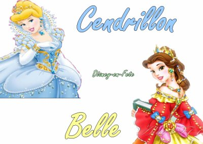 ∂ιѕηєу - єη - ƒєтє vous présente : >> le VS n°1. Plutôt Belle ou Cendrillon ?