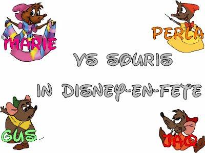 ∂ιѕηєу - єη - ƒєтє vous présente : >> Quel souris préférez vous ?