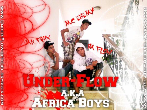 Under-Flow (A.K.A Africa Boys)