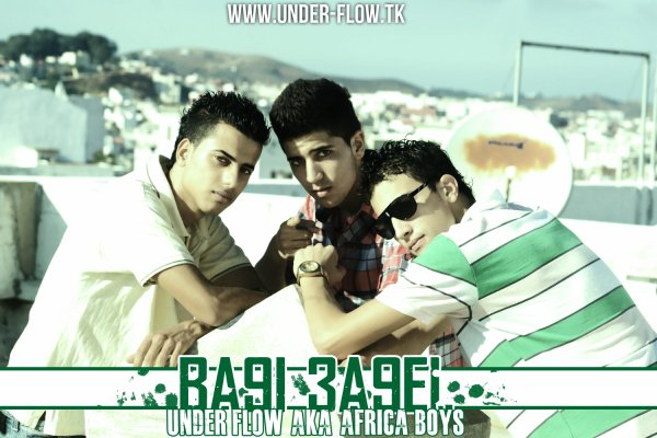 Under-Flow A.K.A Africa Boys ( Ba9i 3a9el )