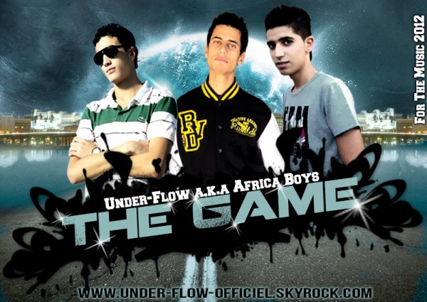Under-Flow A.K.A Africa Boys ( The Game )