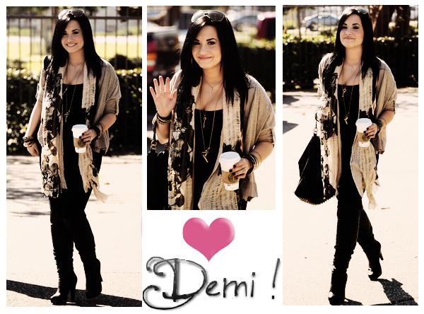 * * Demi , we love you ! * *