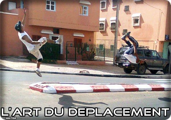 L'art Du DeplacemenT (C ma Vie et C Ma Philosophie)