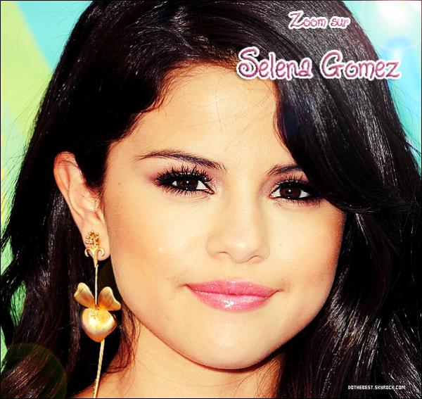 Zoom sur Selena Gomez Au Teens Choice Awards 2O11 ; Alors Parfaite ?