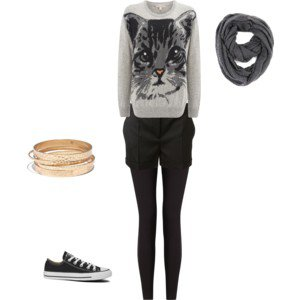 Tenue Chic et Simple [N°5]