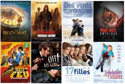 Sortie Cinémas Du 14 Décembre 2011