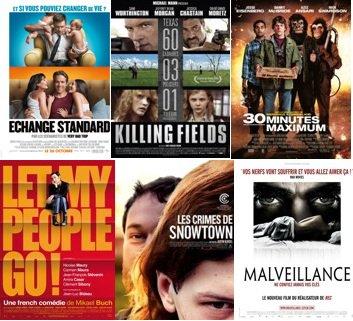 Sortie Cinémas Du 28 Décembre 2011