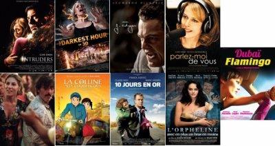 Sortie Cinémas Du 11 Janvier 2012