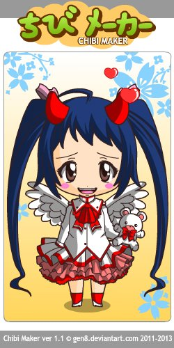 chibi maker Fairy Tail