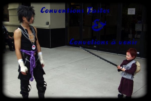 Une envie d'Evasion, de pouvoir deployer ses ailes, de rencontrer des gens, parler. Pouvoir parler librement de ma passion, Le cosplay !!