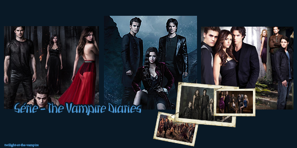 The Vampire Diaries ...............................................................................................................Création