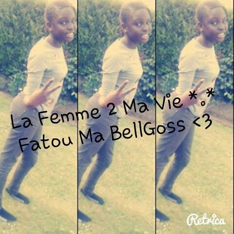 Mon Amour M'a Femme Ma Bellle Gosse <3