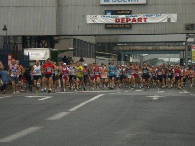 Semi marathon de Dombasle: Dur Dur