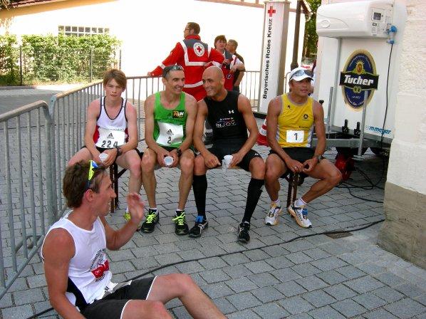 Herrieden Stadtlauf: La fête de la course à pied
