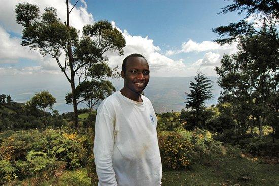 Des hauts murs de béton au mur du marathon: Retour au Kenya   chapitre 2
