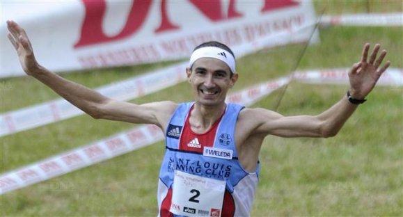 DNA Athlétisme / 36 es Crêtes Vosgiennes  Baala toujours plus haut
