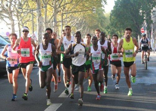 RUN IN LYON 2011: Nous étions Légion
