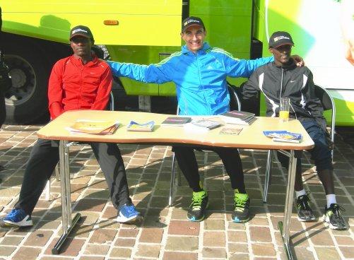 Marathon de Metz: Un marathon lorrain, un lièvre Alsacien et un vainqueur Éthiopien