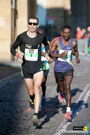 Marathon de Metz: Run By Tahri, Hakim Bagy