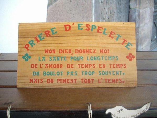 COURSE DES CRÊTES DU PAYS BASQUE 2013: PRIÈRE D'ESPELETTE