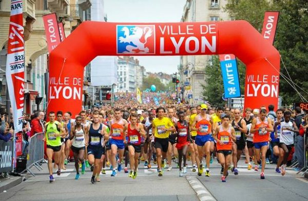 RUN IN LYON : « QUI COURT QUOI ??? »