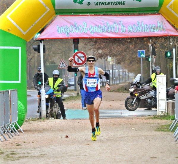6eme édition du Marathon D'Orléans: NOUVELLE-ORLEANS