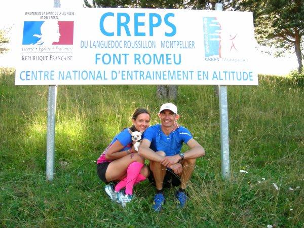Récit: Escapade à Font-Romeu