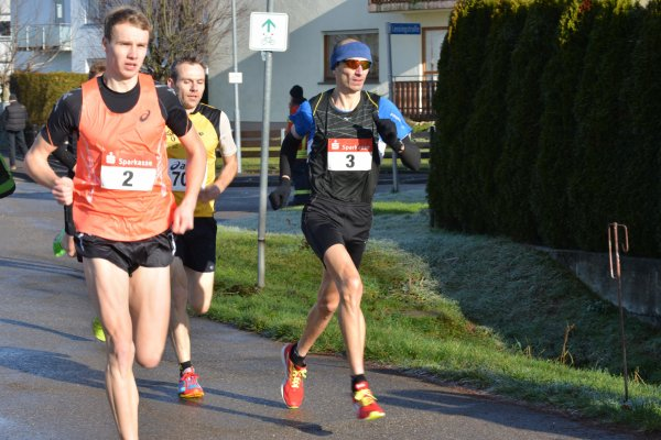 Championnat d'Alsace de Cross Country 2015: Un p'tit Gregory peut en cacher un grand !
