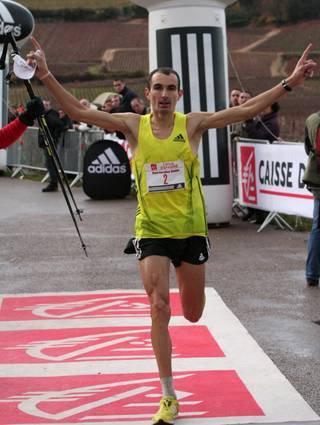 Semi-Marathon de Sélestat: UN DIMANCHE MATIN AVEC MA MOBYLETTE