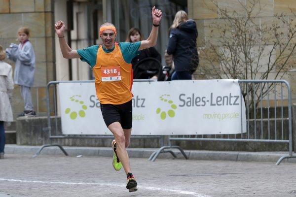 URBAN TRAIL DU LUXEMBOURG: Les marches et le pavé ont fait suer 2 500 coureurs