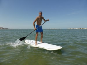 Vacanze in Italia: j'peux pas, j'ai paddle !