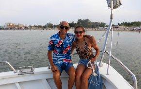 Vacances en Italie: J'PEUX PAS, MON CHIHUAHUA FAIT DU PADDLE