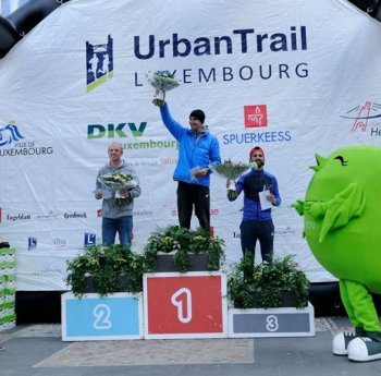 DKV Urban Trail Luxembourg: UNE TROISIÈME VICTOIRE !