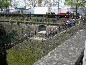 Urban Trail de Luxembourg: JAMAIS DEUX SANS TROIS