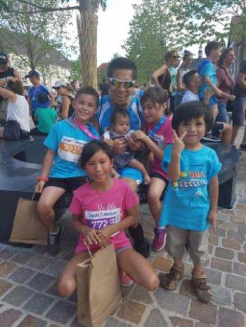 15e Marathon du Vignoble d'Alsace  REQUIEM POUR UN FOU