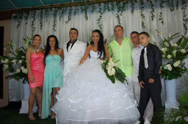 MARIAGE DE MA FILLE BEVERLY