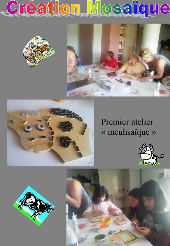 LES ACTIONS FAMILLES 2012/2013