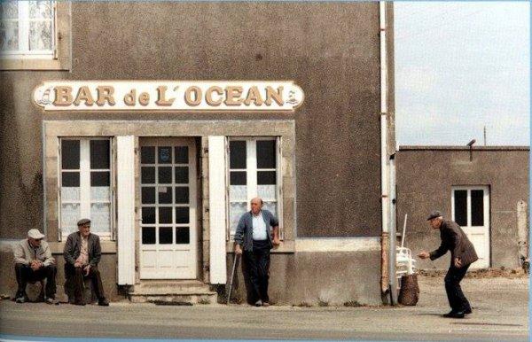 Le Bar de l'océan