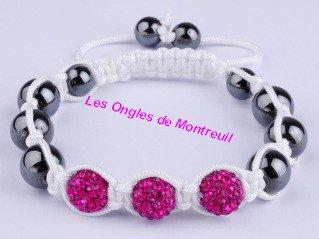 Bracelets Shamballa !