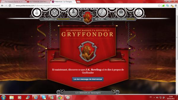 Harry Potter fan ? me ? Helllllllllllll yeaaaah !!!!!!!