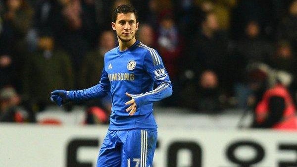 Eden Hazard evoque le PSG et la concurrence nommée Monaco.