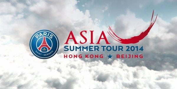 En route pour l'Asie !