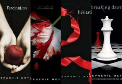 Twilight - Fascination -  Hésitation - Révélation [Stephenie Meyer]