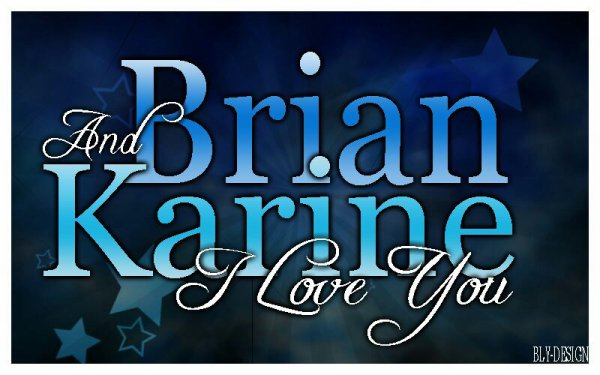 Brian and karine