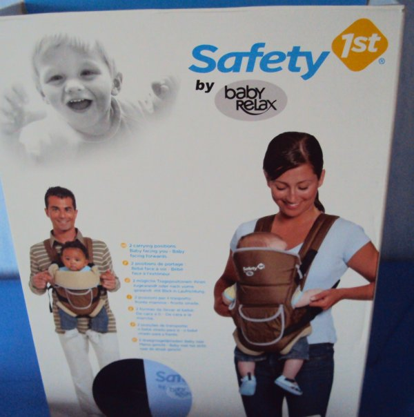 e0762f4e5ecb porte bebe youmi safety 1st by baby relax - A vendre