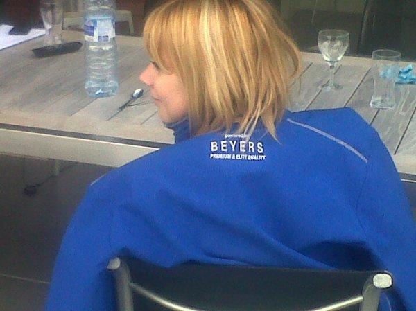 Ma promise qui fait de la pub pour BEYERS Belgium