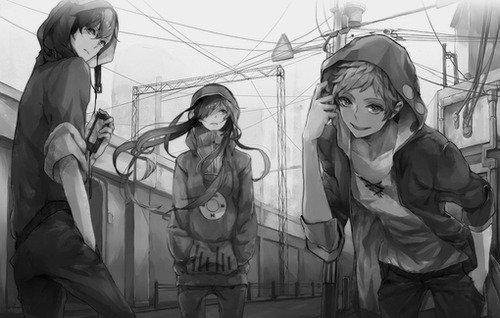 Les frères Yamato