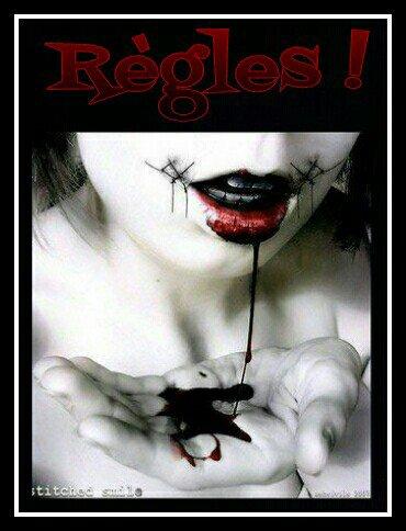 Règles~☆